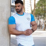 SC.01.015.05 - T-Shirt Ares White/Blue