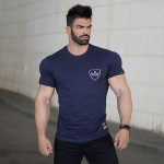 SC.01.027.05 - T-Shirt Bruce Navy Blue