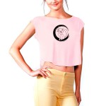 Camiseta PMF Mujer 2018 Sporty Chic Rosa