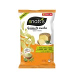 Guisante Snacks Queso y Eneldo - 75 gr