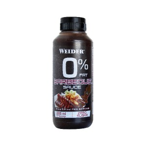 Weider Sauce 0% Barbacue - 265 ml