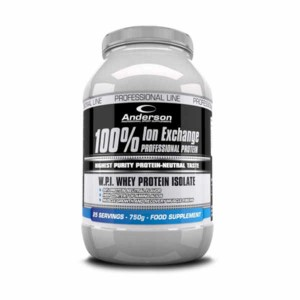 100% Ion Exchange Professional Protein - 750 gr