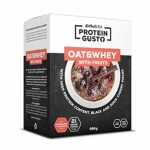 Oat & Whey With Fruits - 8 unid. x 87 gr