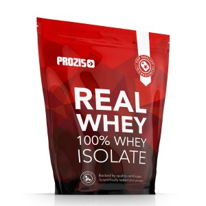 100% Real Whey Isolate - 1000 gr