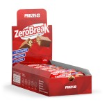 ZeroBreak - Crunchy Protein Chocolate - 12 Barritas x 49 gr