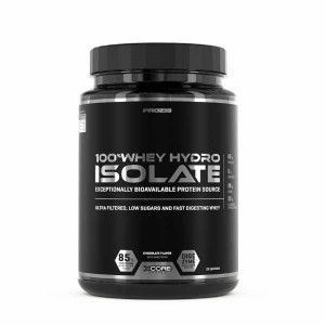 100% Whey Hydro Isolate SS - 900 gr