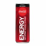 Coca-Cola Energy Zero - 250 ml