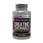 Creatine Chewable - 180 tabletas masticables