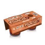 FlanCell Chocolate - 2 unid. x 120 gr