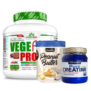 Pack Vegano Volumen