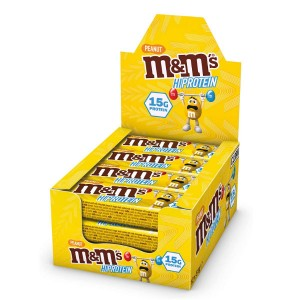 m&m's HIPROTEIN - 12 Barritas x 51 gr